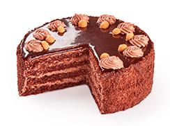 Торт Пражский 1 кг