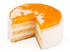 Торт Пина колада 1,5 кг