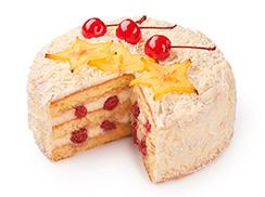 Торт Белый лес 1,5 кг