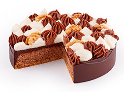 Торт Орех-чернослив