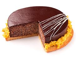 Торт Яблочно-маковый 1,5 кг