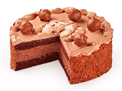 Торт-чизкейк Шоколадный