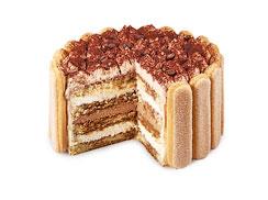 Торт Тирамису 1,8 кг