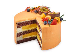 Торт Манго-маракуйя 1,8 кг