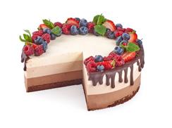 Торт Три шоколада 1,2 кг
