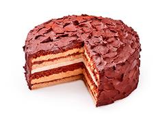 Торт Сникерс 1,5 кг