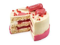 Торт Клубничный пломбир 1,8 кг